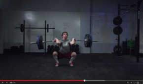 VIDEO: 315# Clean and Jerk in Slow Motion